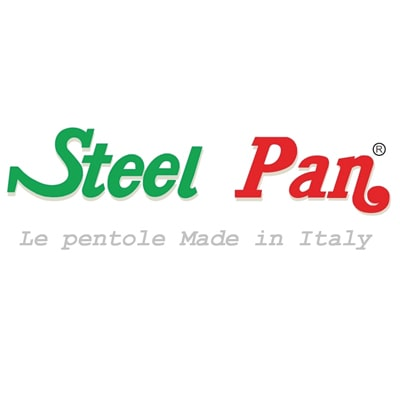 logo steel pan