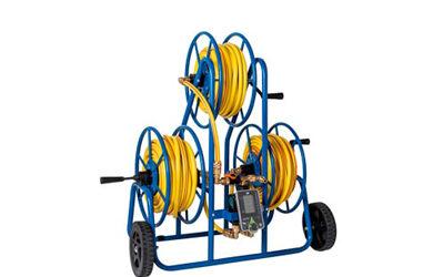 Agrati – ART 1000 new triple programmable hose reel
