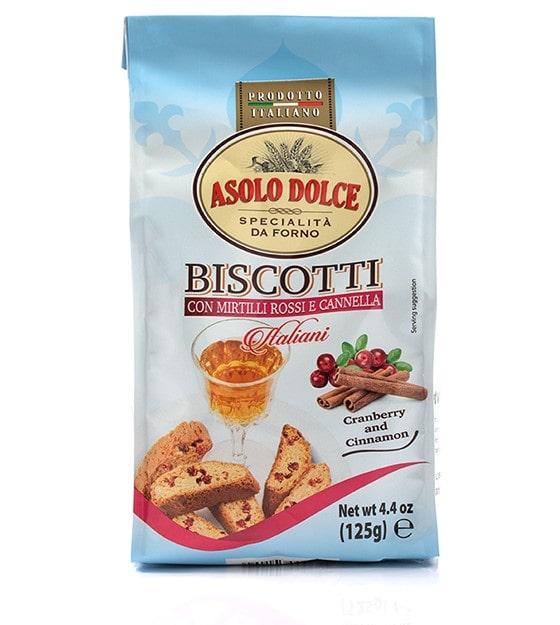 biscotti asolo mirtilli e cannella