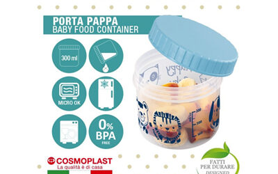 Cosmoplast – Baby food is always ready