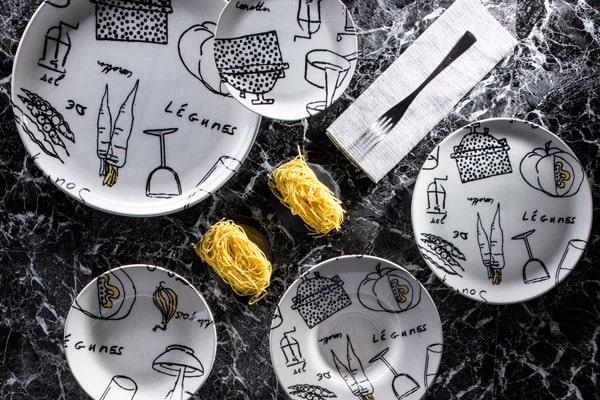 ceramiche italia piatto decorato ceramica