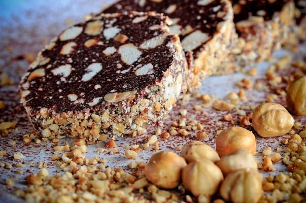 salame di cioccolato, coccidoro