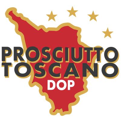 Logo consorzio prosciutto toscano