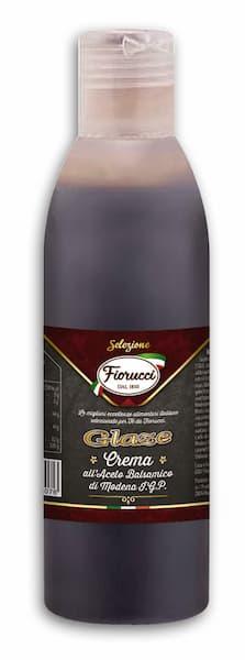 crema aceto balsamico di modena glassa, cesare fioucci