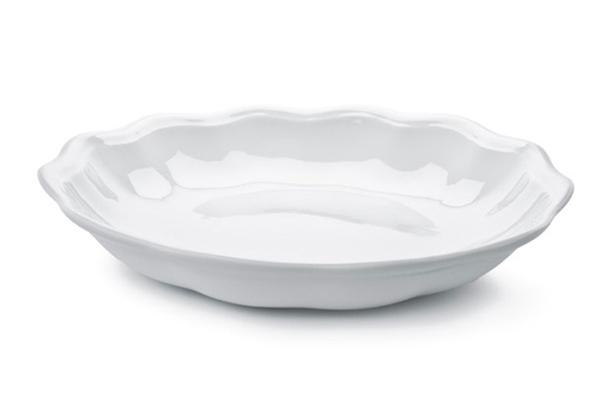 cesto ovale, mps porcellane di saronno