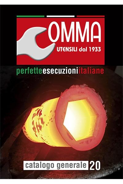 catalogo, omma