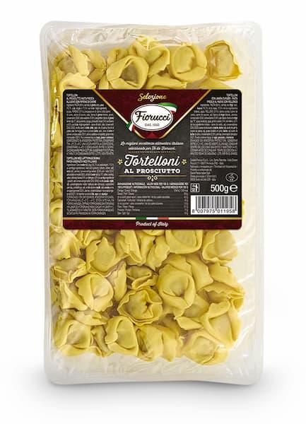 tortelloni prosciutto pasta, cesare fiorucci