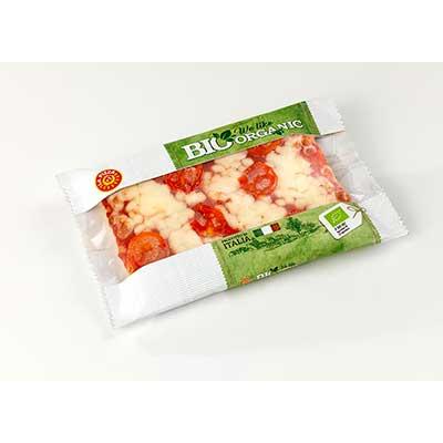 pizza margherita bio, la pizza + 1