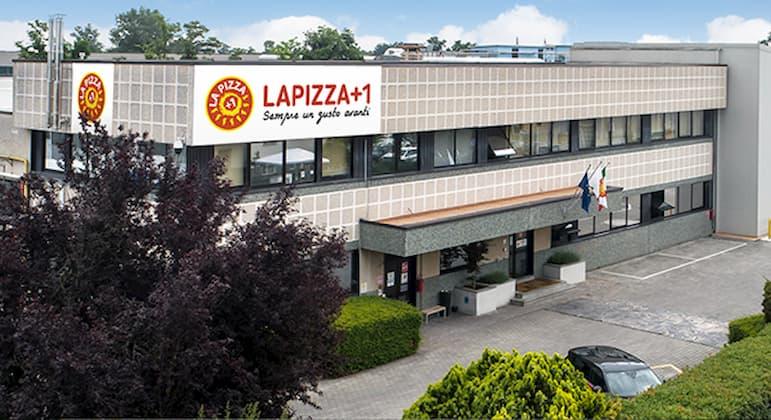 azienda, la pizza + 1