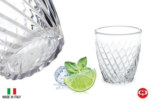 cosmoplast bicchieri ola