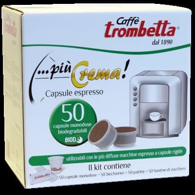 caffè in capsule, Caffè Trombetta