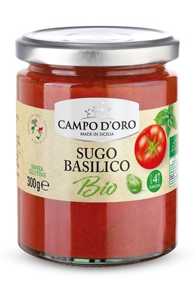 sugo alle olive bio300g, campodoro