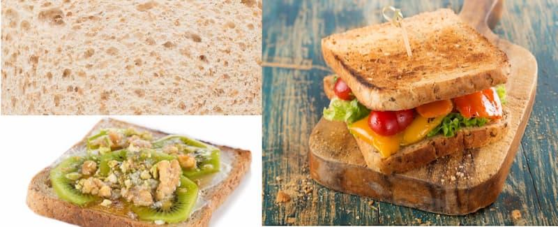 pan carrè sandwich, glaxi pane