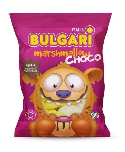 marshmallow caramelle choco filled bulgari agostino