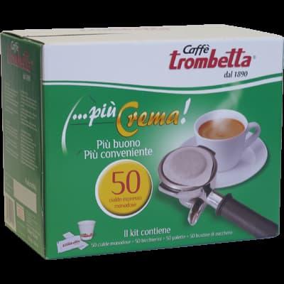 cialde, Caffè Trombetta