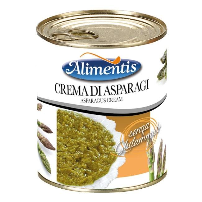 crema di asparagi, alimentis
