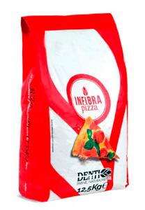 infibra farina, molino denti
