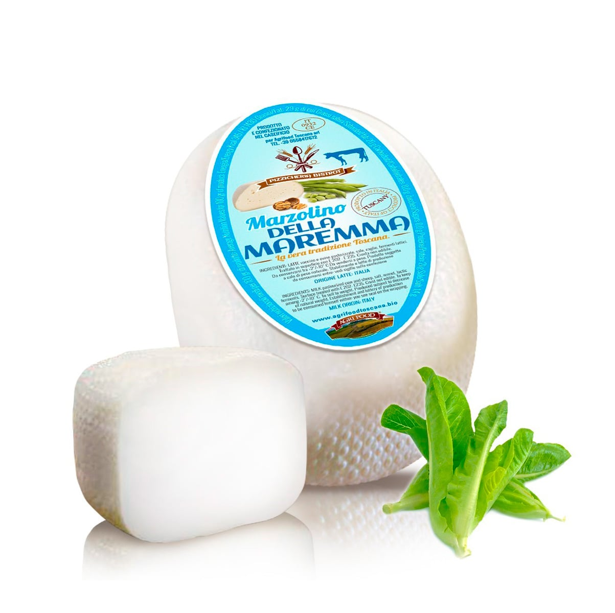formaggio marzolino della maremma, agrifood toscana
