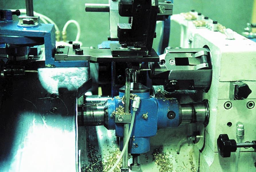lavorazione minuteria, puccioni metallurgica