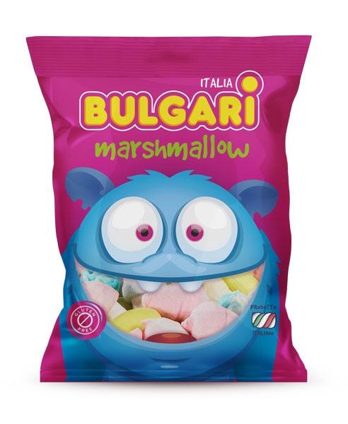 marshmallow caramelle mix, bulgari agostino
