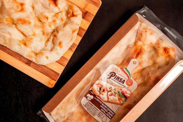 pinsa,la pizza +1 lapizzapiuuno
