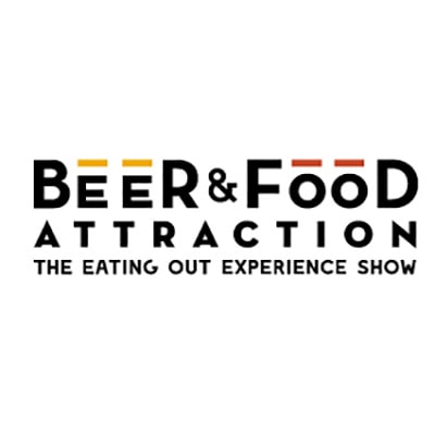 logo beer & food attraction Rimini