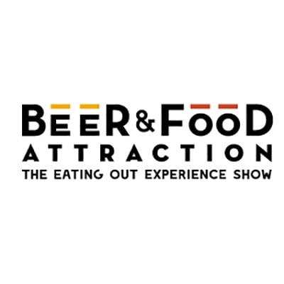 logo beer & food attraction Rimini