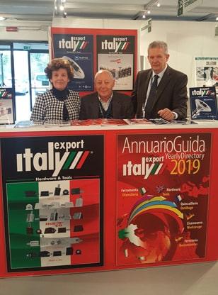 stand Italy Export Sicam Pordenone