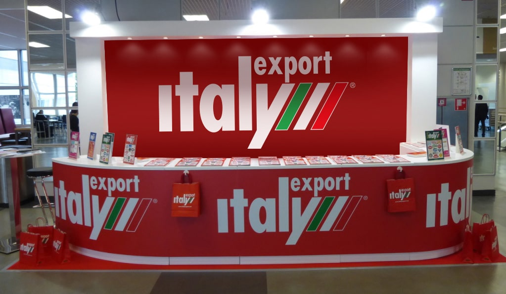 stand Italy Export Anuga Cologne