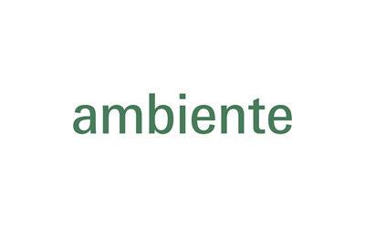AMBIENTE – 11 / 15 Febbraio 2022