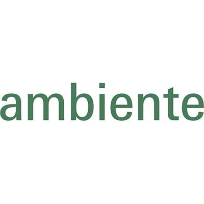 logo Ambiente Francoforte