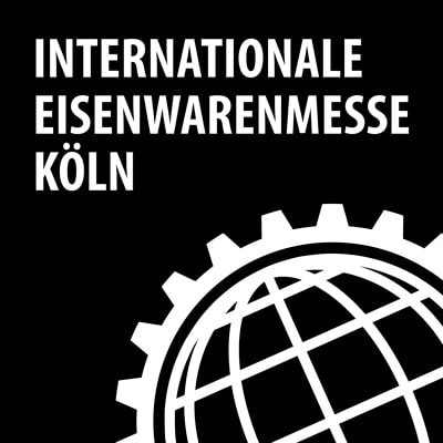 logo internationale eisenwarenmesse colonia