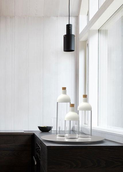 barattolo con doppia apertura bottle eco plast