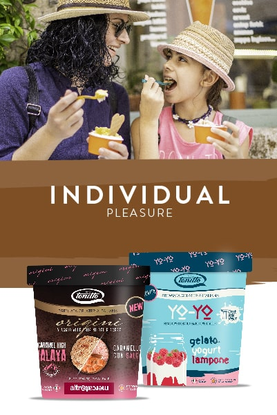 gelato piacere individuale tonitto