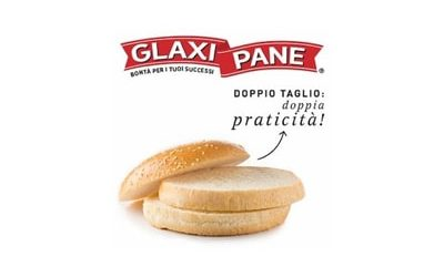 Glaxi Pane – L'Hamburger pratico e ricercato