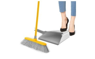 Fratelli Re – UP! Broom Holder Dustpan