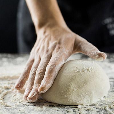 Palline Pizza, Forno in Fiore