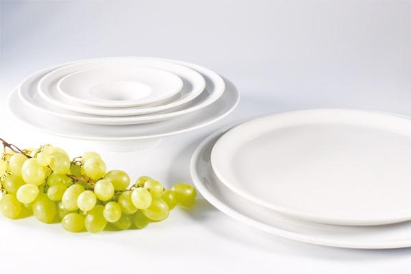 saturnia linea napoli piatti porcellana