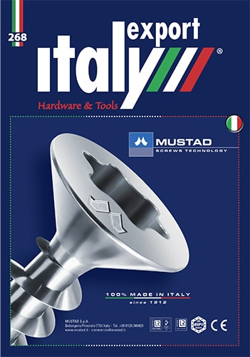 Cover Italy Export Hardware n° 4