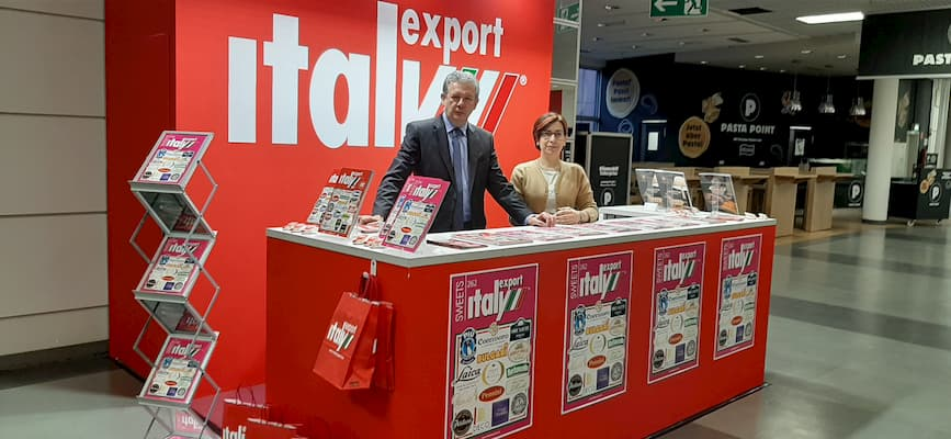 stand Italy Export a ISM 2020
