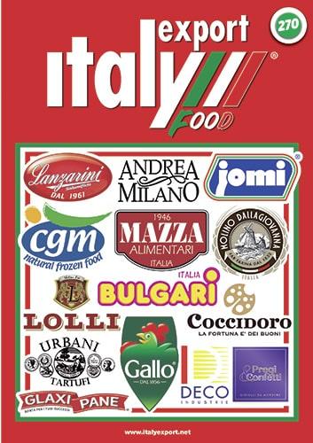 Copertina Italy Export 2 2020