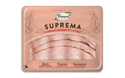 Fiorucci – mortadella suprema sliced