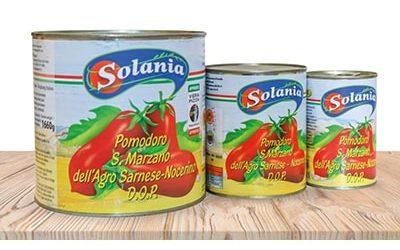 Solania – pomodoro san marzano