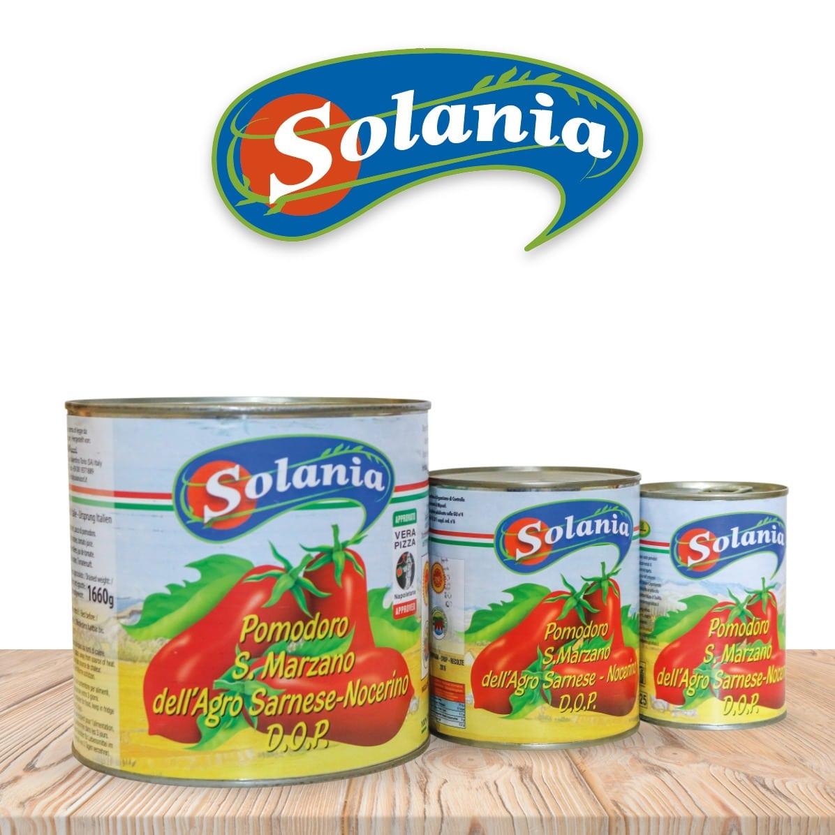 pomodori san marzano solania