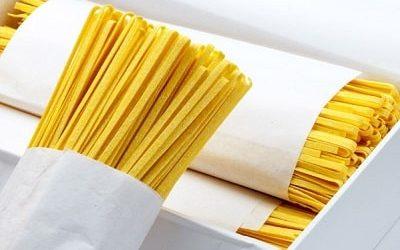 La pasta di aldo – Tagliatelle, the symbol of quality egg pasta