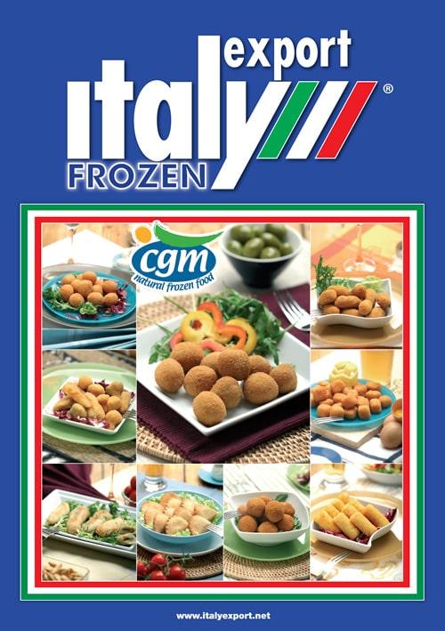 Copertina Italy Export Frozen 2 2020