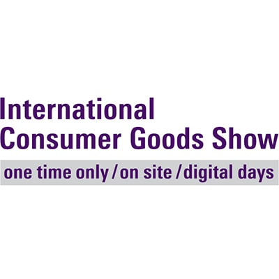 logo international consumer goods show