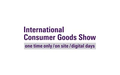 INTERNATIONAL CONSUMER GOODS SHOW – 17 / 20 Aprile 2021