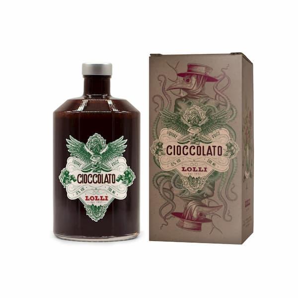 cioccolato, lolli liquori