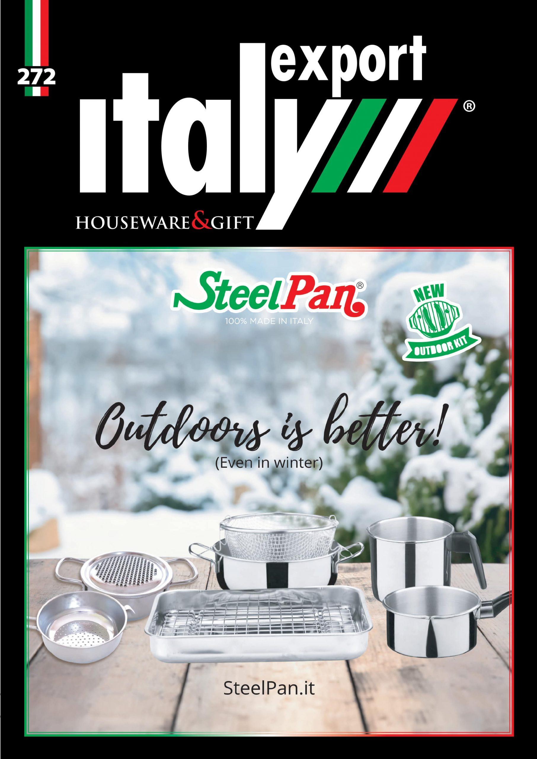 Magazine, Italy Export Houseware n° 1 2021